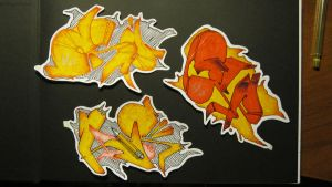 Couple Stickers by Pindas200