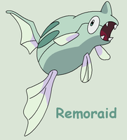 Remoraid by Roky320