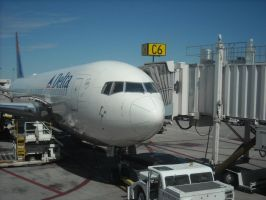 767-300 in SLC by Boeing787