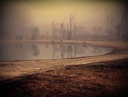 Misty Mornings by PixiePoxPhotography