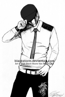 BLEACH : Hirako Shinji -Yo- by blackstorm