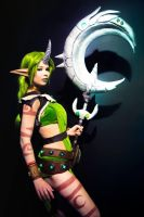 League of Legends - Dryad Soraka 3. by KawaiiTine