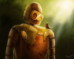 DAY 43. Laputa (35 Minutes) by Cryptid-Creations