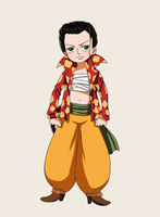 Z Blair by Mowwiie