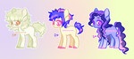 OPEN - Quicky ponies by Carnivvorous