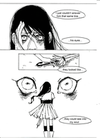 Umbrella girl and Watchmaker p9 by crazygrin