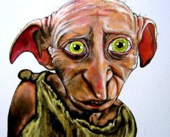 Dobby from Harry Potter by boy140495