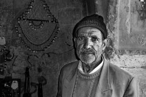 Proud people of Abyaneh by crh