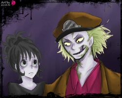 Beetlejuice x Lydia movie ver by ToNDWOo