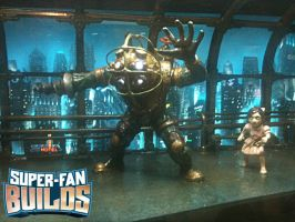BioShock Fish Tank by TimBakerFX