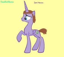 YouTube Ponies: Ian Hecox .:Adoptable:. by Xiaolin101