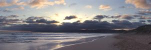 Sunset at Lorne by chokalattegirl