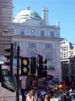 Arriving at Piccadilly circus by eternal-darkness7