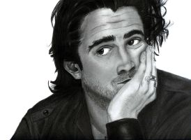 Mr. Colin Farrell by Ophelia72