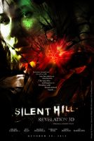 Silent Hill Revelation Fan Poster Contest Entry by whitneyc