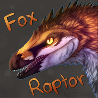 FoxRaptor Icon by Ankaiith