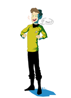 Also Chekov by Lewaluvr997