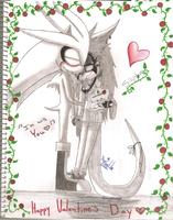 Silv-Lo - Happy Valentine's day my most dearest by Gangster-dog