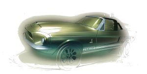 Gas Monkey Garage Mustang Shelby GT350 by candyrod