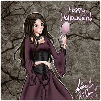Happy Halloween n' Such by Ai-hime