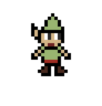 Gnome Child Talking Pixel Art Gif by GnomeChildNumber539