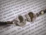 Sherlock and John bracelet by Pia-CZ