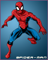 Spidey-Man by Metstyle