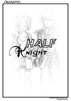 Proto Half-Knight - Back Cover by StillJade