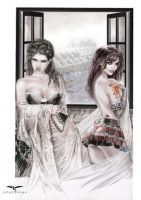 Grimm Fairy Tales #75 SDCC Exclusive 2012 by DarkSilverStudio