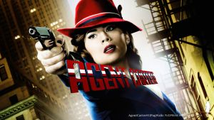 Agent Carter 1 - 3840x2160 by PugPrime