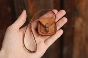 1/6 scale Bag for a doll by striped-box