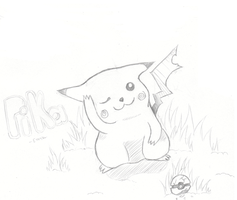 Oh Noes It's Pikachu by Flash-Gamers