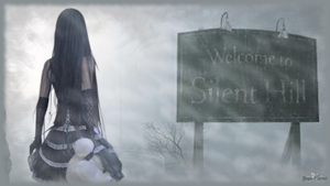 Welcome To Silent Hill *Gothic by RogueVincent