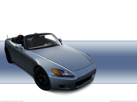 S2000 Illustration by Bloodred070