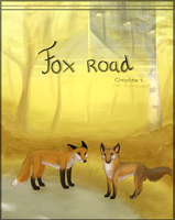 Fox Road - Comic cover by magichissi