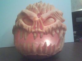 demon pumpkin 3 by tomkush