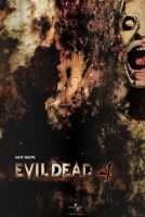 EVIL DEAD 4 by asconch
