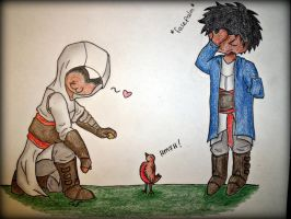 NO Altair. by Subdivided