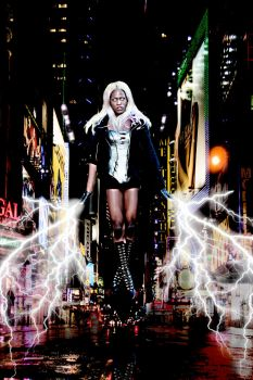 A Storm Is Coming... by milesjai