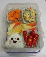 Bento box by Guu-x