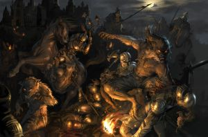 Werewolf-Hunt by Finstarr