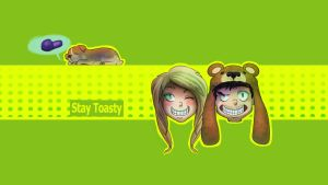 Stay Toasty- CTK Banner by TheTinyTaco