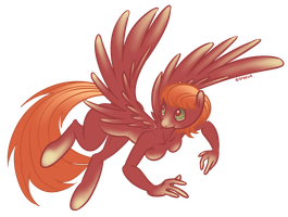 Learning Flight by Sparva