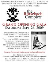 Rorschach Complex Opening Gala by UniqueNudes