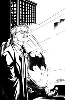 KidSTUFF: Commissioner Gordon by KidNotorious
