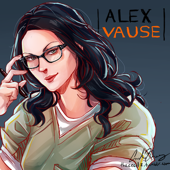 Alex by TheCecile