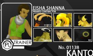 Trainer Card by Ryua