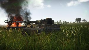 WT: Tiger H1 #1 by A3DR