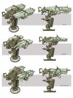 Savage Multi Turret by DecadeofSmackdownV3
