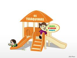 Traquinas by Pupadolly